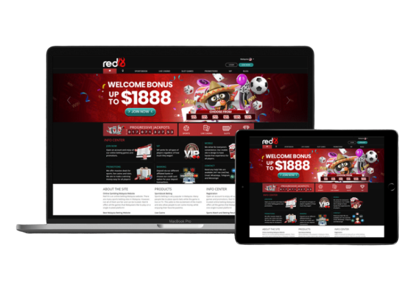 red18 casino site