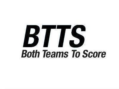 btts - both teams to score