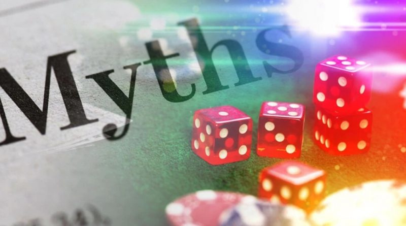 gambling casino myths